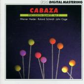 Album artwork for CABAZA PERCUSSION QUARTET, VOL. 2