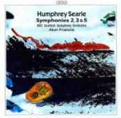 Album artwork for SYMPHONIES NO 2,3 & 5
