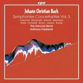 Album artwork for J.C. Bach: SYMPHONIES CONCERTANTES vol. 3