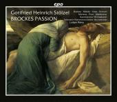 Album artwork for STOLZEL : BROCKES PASSION