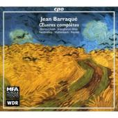 Album artwork for BARRAQUE: OEUVRES COMPLETES