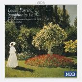 Album artwork for Farrenc: Symphonies 1 & 3 / Goritzki, Philharmonia