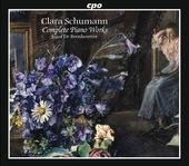 Album artwork for COMPLETE PIANO WORKS