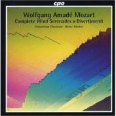 Album artwork for Mozart: Complete Wind Serenades & Divertimenti