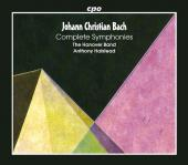 Album artwork for J.C. BACH: COMPLETE SYMPHONIES