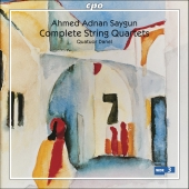 Album artwork for SAYGUN: COMPLETE STRING QUARTETS