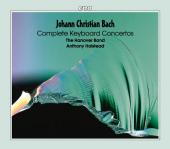 Album artwork for JC Bach: COMPLETE KEYBOARD CONCERTOS