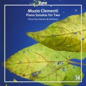 Album artwork for Clementi: PIANO SONATAS FOR TWO