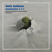 Album artwork for Sallinen: Symphonies Nos. 3 & 5