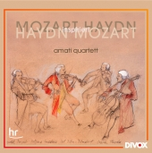 Album artwork for MOZART INSPIRES HAYDN; HAYDN I
