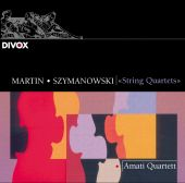 Album artwork for STRING QUARTETS