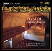 Album artwork for Vivaldi: Sinfonie d'Opera / I Virtuoso delle Muse