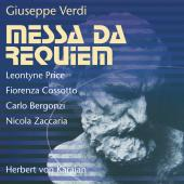 Album artwork for Verdi: Messa da Requiem / Karajan