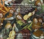 Album artwork for SAVALL: MINISTRILES REALES
