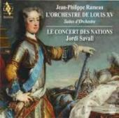 Album artwork for Rameau: L'Orchestre de Louis XV