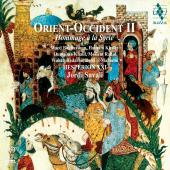 Album artwork for Orient Occident II A Tribute to Syria