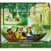 Album artwork for La Barcha D'Amore - 1563-1685 - Figueras / Jordi