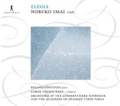 Album artwork for ELEGIA