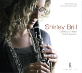 Album artwork for SHIRLEY BRILL: WEBER