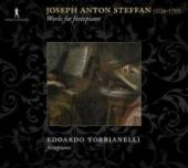 Album artwork for Steffan: Works For Fortepiano / Torbianelli