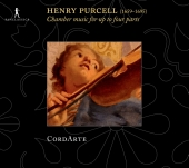 Album artwork for Purcell: Chamber Music for up to Four Parts