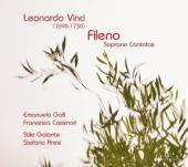Album artwork for Vinci: Fileno - Soprano Cantatas