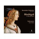 Album artwork for Pallavicino: Madrigali