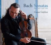 Album artwork for Bach: Solo Sonatas / Letzbor