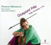Album artwork for Fritz: VIOLIN SONATAS