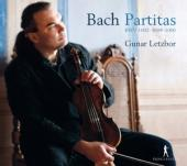 Album artwork for Bach: Partitas BWV 1002, 1004, 1006  /Letzbor