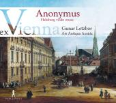 Album artwork for LETZBOR; ARS ANTIQUA AUSTRIA