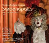 Album artwork for Sardanapalus