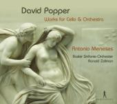 Album artwork for Popper: Works for Cello & Orchestra