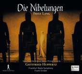 Album artwork for Huppertz: Die Nibelungen - Suite from the Original
