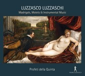 Album artwork for Luzzaschi: Madrigals, Motets & Instrumental Music