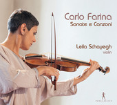 Album artwork for Farina: Sonate e Canzoni