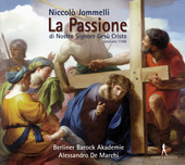 Album artwork for Jomelli: LA PASSIONE DI NOSTRO SIGNORE