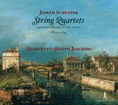 Album artwork for Schuster: String Quartets Nos. 1-6