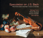 Album artwork for Speculation on J.S. Bach