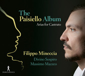 Album artwork for The Paisiello Album: Arias for Castrato
