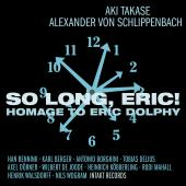 Album artwork for So Long, Eric! - Homage to Eric Dolphy