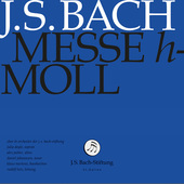Album artwork for J.S. Bach: Mass in B Minor, BWV 232