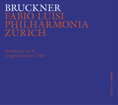 Album artwork for Bruckner: Symphony No. 8