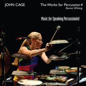 Album artwork for Cage: The Works for Percussion, Vol. 4 – Music f