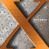 Album artwork for Xenakis Edition 15 - Orchestral Works