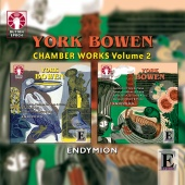 Album artwork for Bowen: Chamber Works Vol. 2 / Endymion