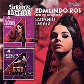 Album artwork for SRINGS LATINO & LATIN HITS I MISSED