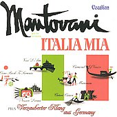Album artwork for ITALIA MIA