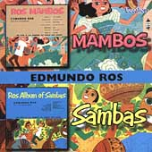 Album artwork for ROS MAMBOS / ROS ALBUM OF SAMBAS