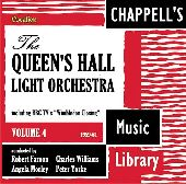 Album artwork for QUEEN'S HALL LIGHT ORCHESTRA VOL. 4